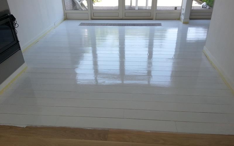 White wash vloer onderhoud. perfect eiken visgraat parket vloer